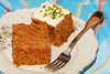 Karottenkuchen | Carrot Cake (Soupflower's Blog) Tags: recipe baking vegetarian sweets imadethis ohnefett iatethis fatfree kuchen backen gebäck süsses vegetarisch karotten rezept möhrentorte lactosefree soupflowers karottenkuchen rüblikuchen laktosefrei spflwrs
