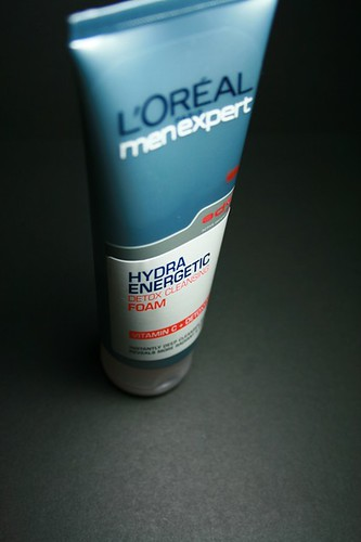 L'oreal Men Expert Hydra Energetic Detox Cleansing Foam