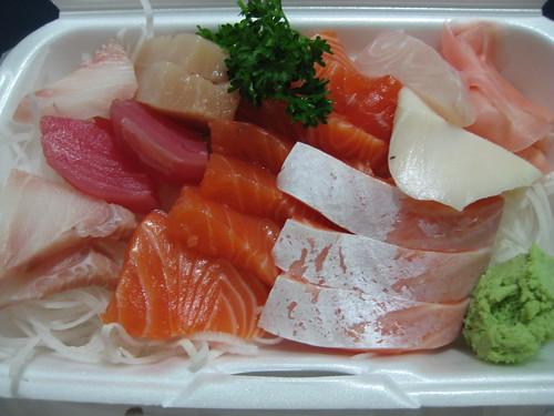 $15 Sashimi