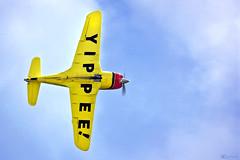 YIPPEE! (goincarcrazy) Tags: show station plane climb flying eagle florida air airshow demonstration climbing jacksonville naval propeller pilot prop nas stunt stunts aerobatic aerobatics yippee f15 stirke