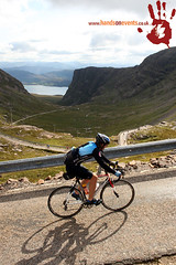 2008 Bealach Mor Cyclosportif. (Hands on events) Tags: scotland ross na highland cycle ba peninsula 2008 mor wester applecross kinlochewe achnasheen bealach cyclosportif