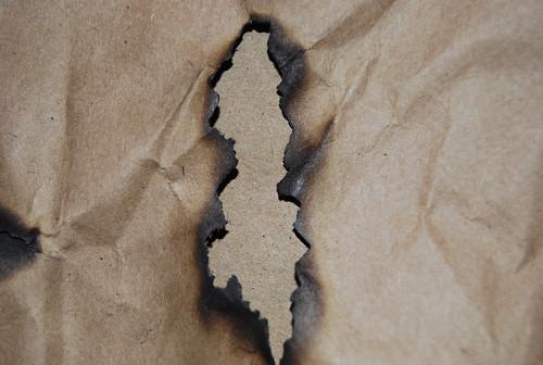 Burnt Paper Texture 11