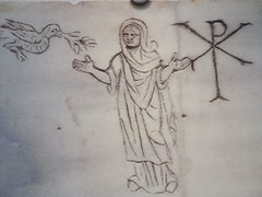 Early Christian funerary art from the Roman ca...