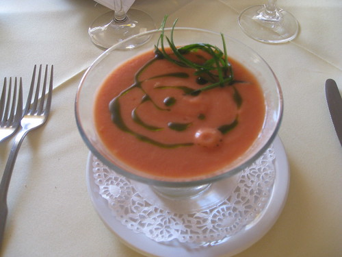 Selene - Santorini - Cold Tomato Soup