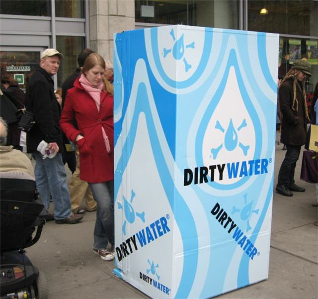 Dirty Water Campaign