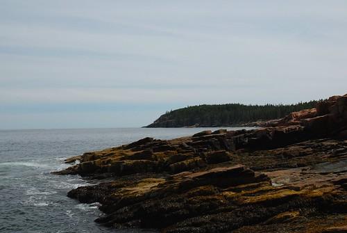 Acadia park Maine