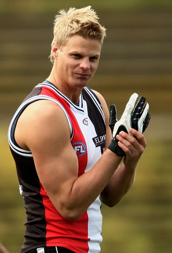 nick riewoldt mark. Nick Get on: Nick Riewoldt