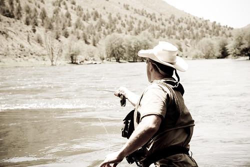 Jon Meyers: Deschutes River