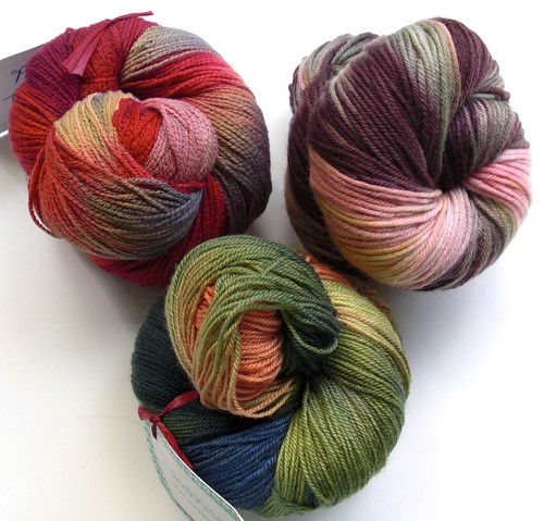 Sockpixie yarn
