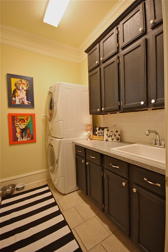 BeachBrights: Our Laundry Room Makeover