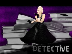 158.Gwen Stefani - Detective (Brayan E. Old Flickr) Tags: tom photoshop design no banner young tony header adrian kanal doubt gwen stefani blend doumunt