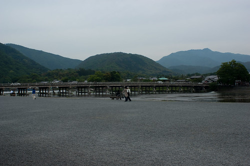 Arashiyama Bridge