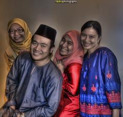 Malaysia (Sasuhai) Tags: nikon traditional hijab smiles explore malaysia exploreinterestingness potrait bajukurong hdr malay bajumelayu d90 photomatix hijjab homersiliad sasuhai 1malaysia idiahusphotography