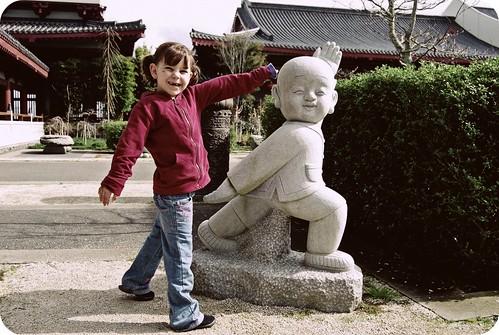 Imitating Buddha