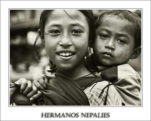Hermanos Nepalies (Serie Nepal)
