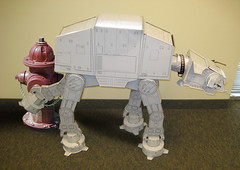 AT-AT+Hydrant (chad_freitag) Tags: hydrant fire peeing atat corrugated