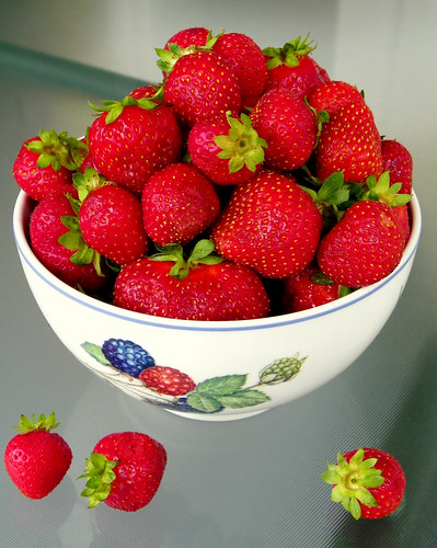 Fall Strawberries