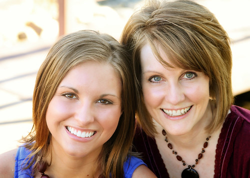 ashley and mom