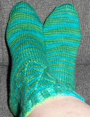 Tidal Wave Sock - complete