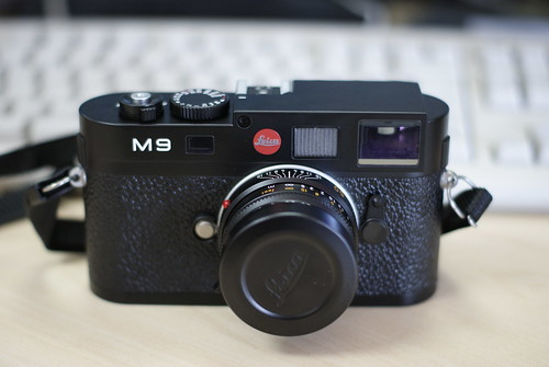 Leica M9: Front Leica M9 get hands on. The CNY 60,000 gadget.  PS. Quotation w/o lens.