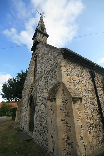 St Bartholomew's  Hospital Chapel, Sandwich