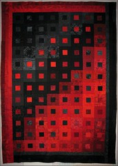 Paint It Red Quilt