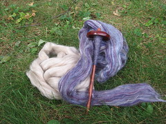 fiber from the trading post
