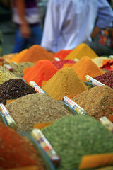 Variety ~ (laszlo-photo) Tags: turkey market spice istanbul variety egyptianbazaar eminn explored msrars