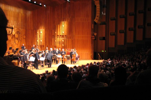 Handel Concert at the Barbican