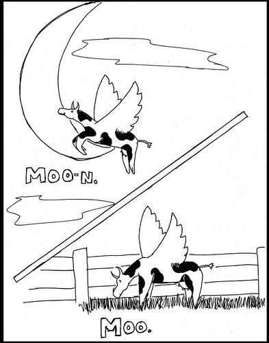 Flying Cow big