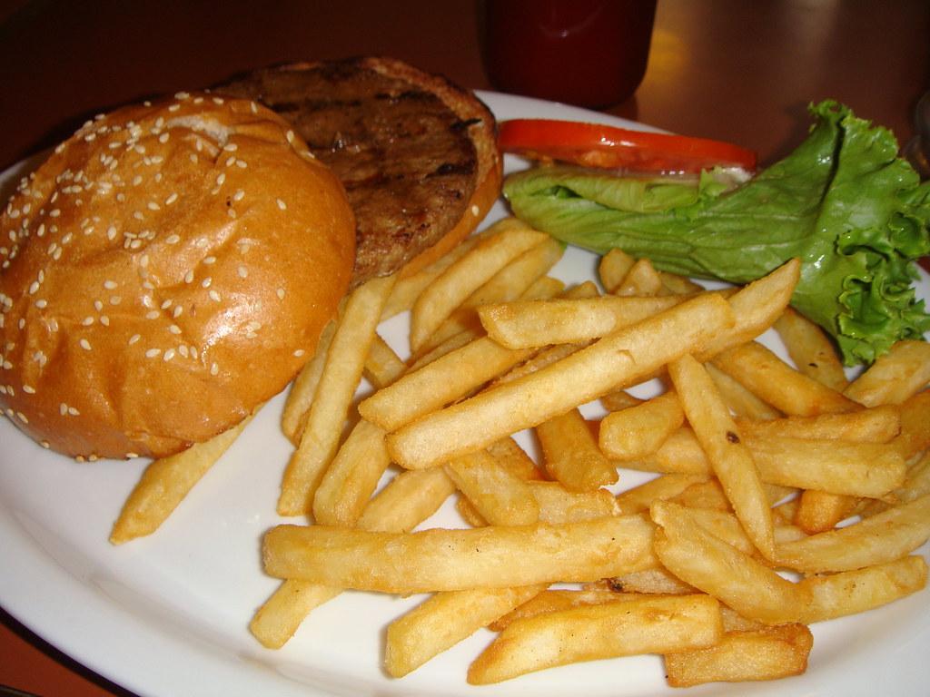 Veggie Burger - Bocca patty
