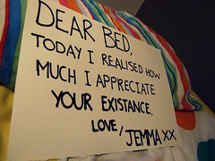 I didn't realise i spelled 'Existence' wrong til i put this up :D (JemmaJusticePhotography.) Tags: colour art pen writing paper photography justice bed note finepix letter fujifilm process appreciate jemma jemmysaur jemmaammej