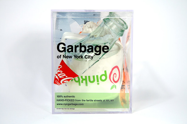 NYC Garbage Cube