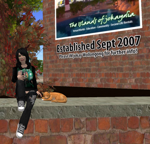 jokaydia @ Second Life!