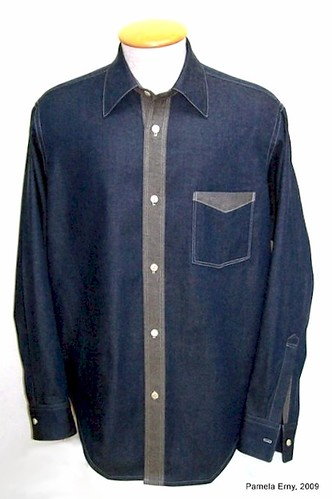 Mens Denim Shirt_blog
