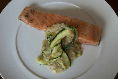 ocean trout and pearl couscous 2