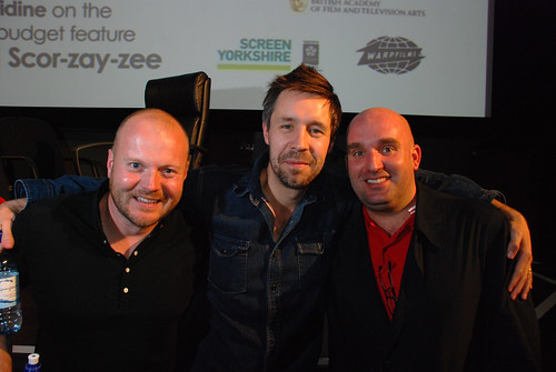 Mark Herbert, Paddy Considine, Shane Meadows