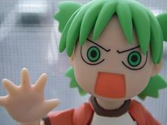 No More Pictures! (Yoshi Gizmo) Tags: girl toy japanese doll figure collectable yotsuba revoltech summervacationset yoshigizmo
