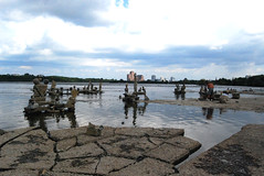 Remic Rapids Sculptures (Darskee) Tags: ottawariver tunneyspasture remicrapids