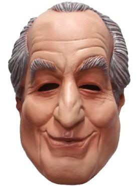 Bernard Madoff mask