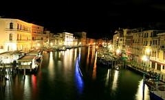 Grand Canal - Night