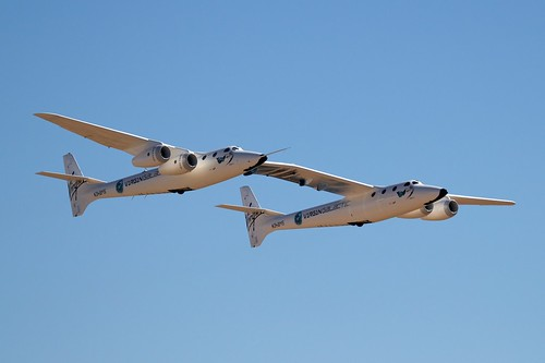Scaled Composites WhiteKnightTwo.