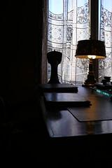 Senso di Vuoto (valez85) Tags: lights spain espana emotions luce barcellona spagna lampada lapedrera bercelona wonderfulworld panasoniclumixdmcfz50 italiangirlsphotographers asbeautifulasyouwant pictureofbarcelona