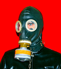FILTER-2 (horpach) Tags: fetish mask goggles rubber latex gasmask gummi maske fetisch gasmaske breathplay