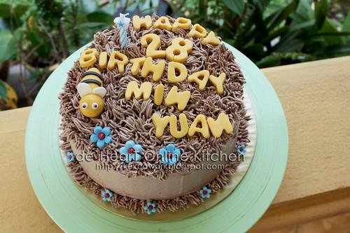 Cake Min yuan