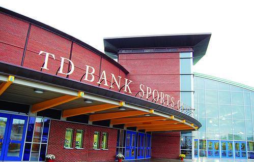 Bank outside