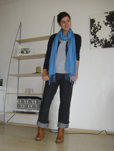 28 October 2009 - Cuffed + Boots