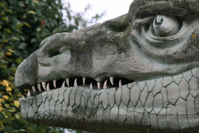 Dinosaurs, Crystal Palace