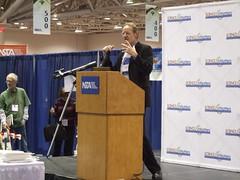 NSTA Executive Director Francis Eberle