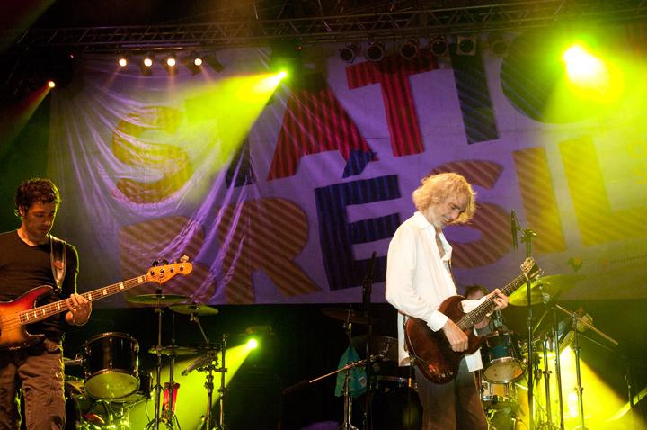 Festival Station Brésil, Joao Pessoa, 01/11/2009 (Photo Julio Kohl, tous droits réservés)